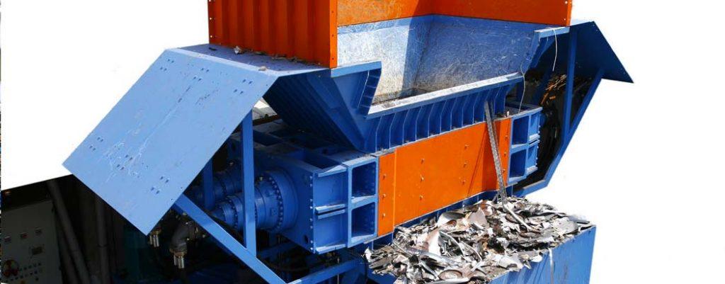 Ремонт и техническое обслуживание дробилок для переработки металлолома