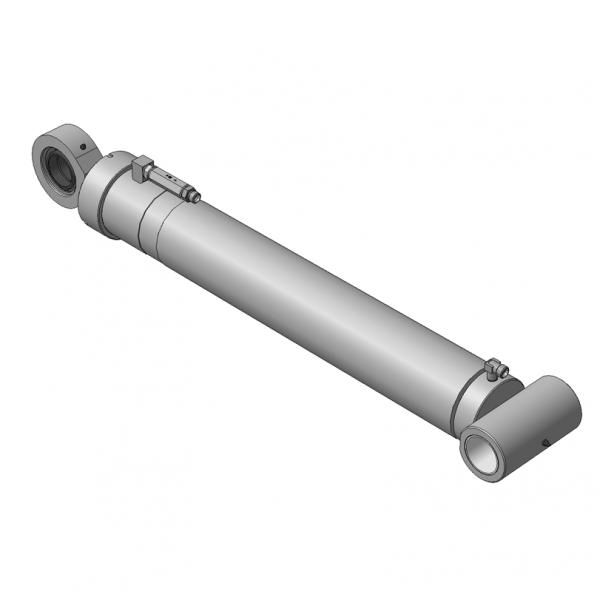 Гидроцилиндр Х.02.00.300A (125х63х806) рукояти крана-манипулятора ОМТЛ-70-02