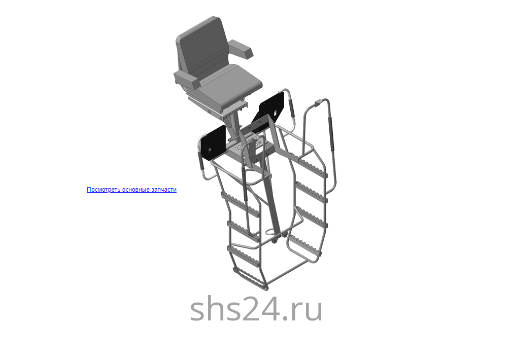 Запчасти, ОМТ-120М-01.06.000И Пост управления на манипулятор для леса ОМТ-120-01 (ВЕЛМАШ)