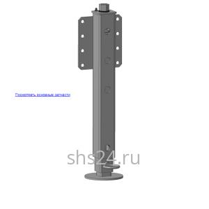 КМУ-31.05.000 Опора ручная 2шт для КМУ (ВЕЛМАШ) запчасти на манипулятор для КМУ-31 Велмаш