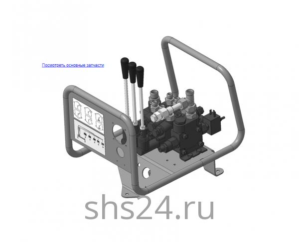 КМУ-31.11.100-01 Управление гидросистемой для КМУ (ВЕЛМАШ) запчасти на манипулятор для КМУ-31 Велмаш