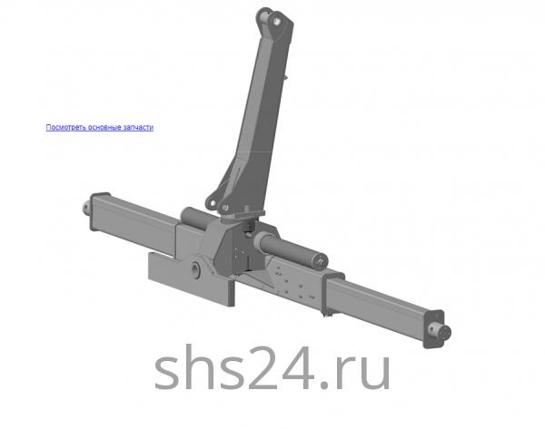КМУ-55.01.000 Устройство опорно-поворотное для КМУ (ВЕЛМАШ) запчасти на манипулятор для КМУ-55 Велмаш