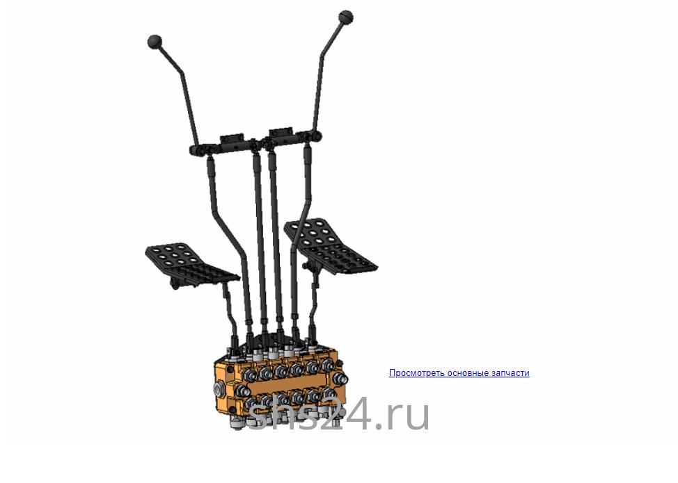 Механизм управления 70-01.10.000А-02 (ВЕЛМАШ)
