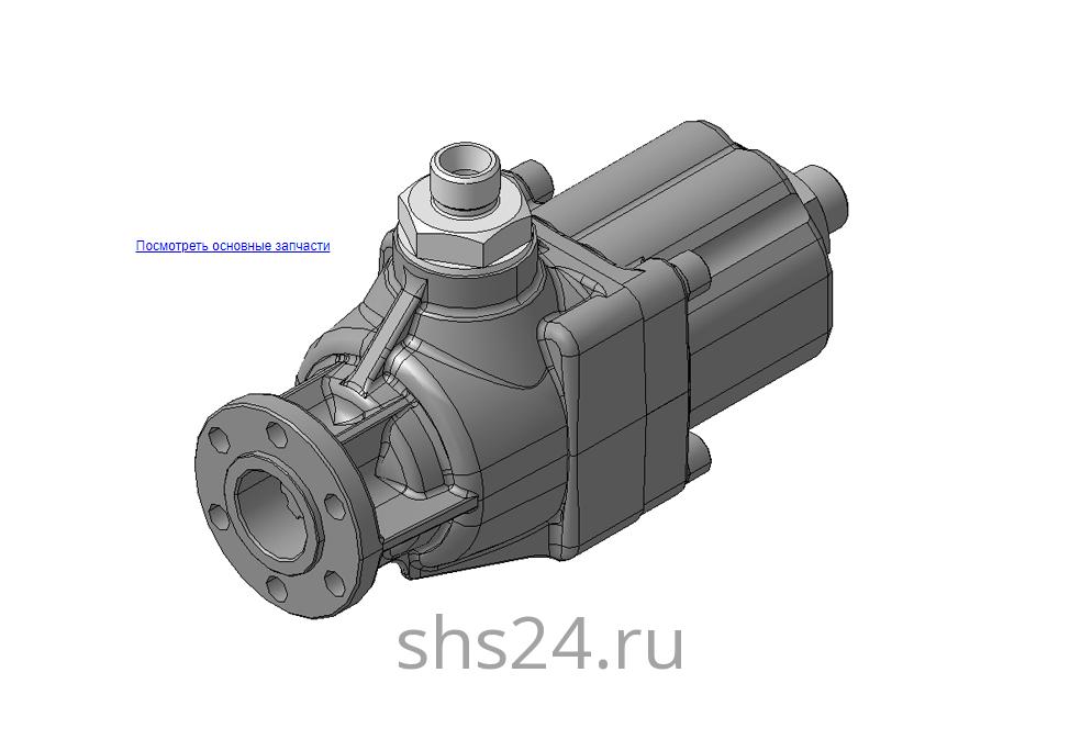 Насос КМЧ-31.1.00.010 для КМУ (ВЕЛМАШ) запчасти на манипулятор для КМУ-31 Велмаш