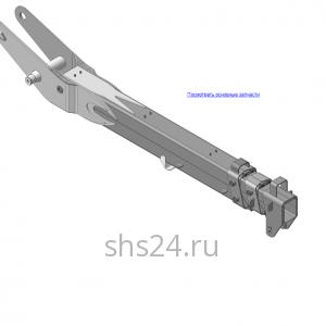 ОМТЛ-120-01.03.000 Рукоять с удлинителем (ВЕЛМАШ) запчасти на манипулятор для лома ОМТ-120М-01 Велмаш