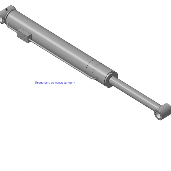 Х.31.00.100 Гидроцилиндр для КМУ (ВЕЛМАШ) запчасти на манипулятор для КМУ-31 Велмаш