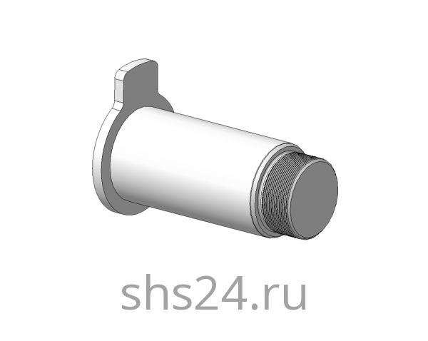 70-01.00.040 Ось (ВЕЛМАШ) запчасти на манипулятор для лома ОМТ-97М