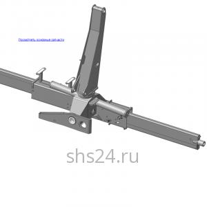 КМУ-130.01.000 Устройство опорно-поворотное для КМУ (ВЕЛМАШ) запчасти на манипулятор для КМУ-130 Велмаш
