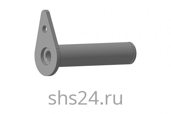 КМУ-55.12.000 Ось для КМУ (ВЕЛМАШ) запчасти на манипулятор для КМУ-55 Велмаш