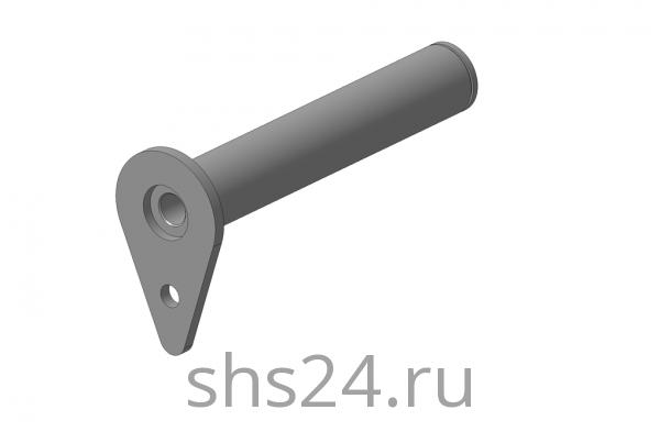 КМУ-55.13.000 Ось для КМУ (ВЕЛМАШ) запчасти на манипулятор для КМУ-55 Велмаш