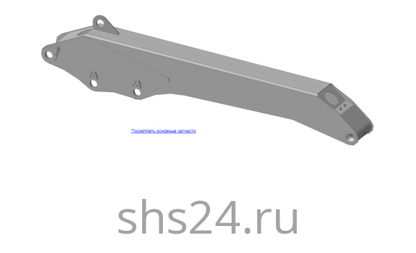 КМУ-90.02.000-01 Стрела для КМУ (ВЕЛМАШ) запчасти на манипулятор для КМУ-90 Велмаш