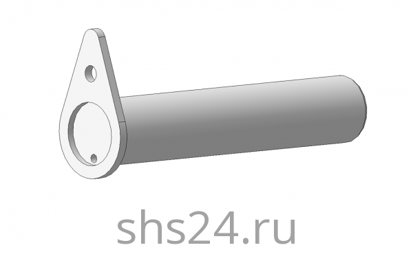 КМУ-90.12.000 Ось для КМУ (ВЕЛМАШ) запчасти на манипулятор для КМУ-90 Велмаш
