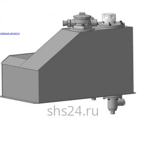 КМУ-90.15.000-01 Маслобак для КМУ (ВЕЛМАШ) запчасти на манипулятор для КМУ-90 Велмаш