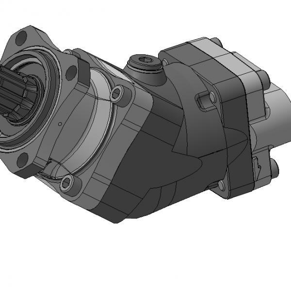 Насос SUNFAB SC025 для КМУ (ВЕЛМАШ) запчасти на манипулятор для КМУ-90 Велмаш