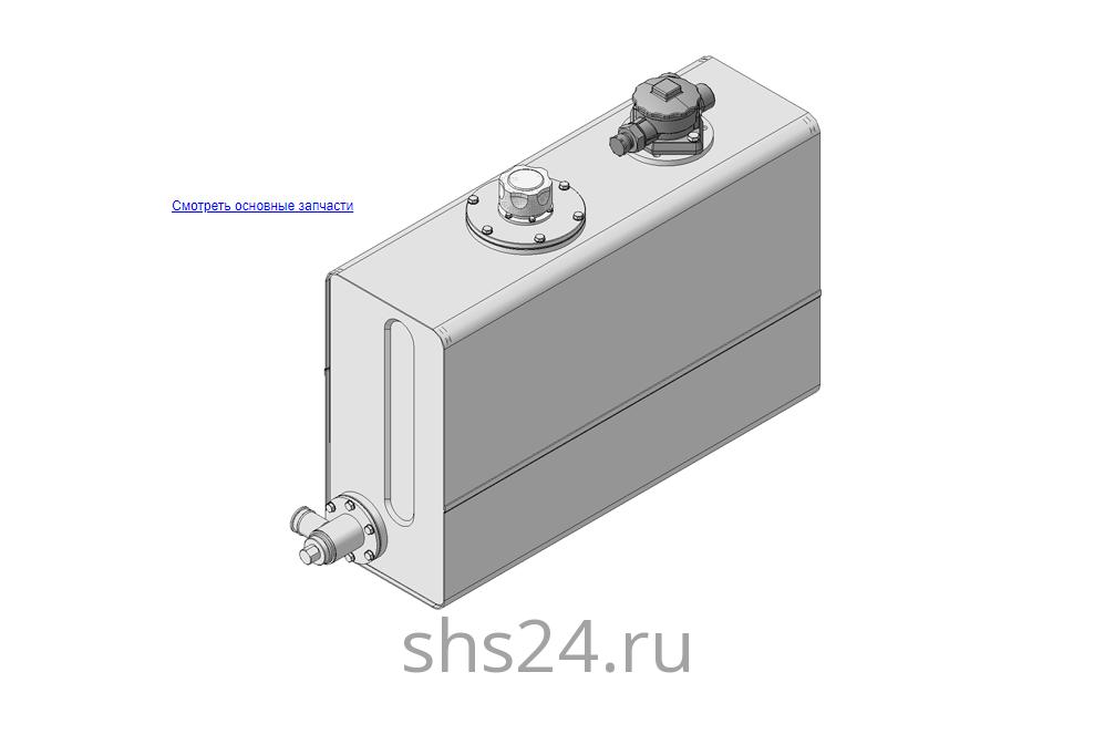КМУ-130.06.710 Маслобак для КМУ (ВЕЛМАШ) запчасти на манипулятор для КМУ-130 Велмаш