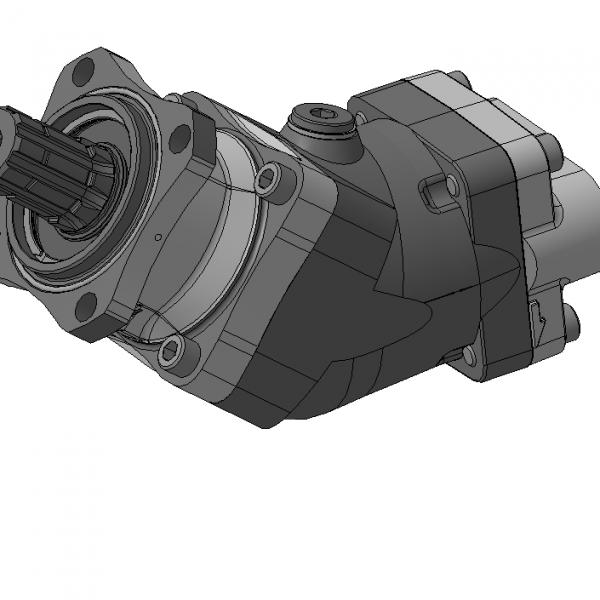 Насос SUNFAB SC025 для КМУ (ВЕЛМАШ) запчасти на манипулятор для КМУ-130 Велмаш