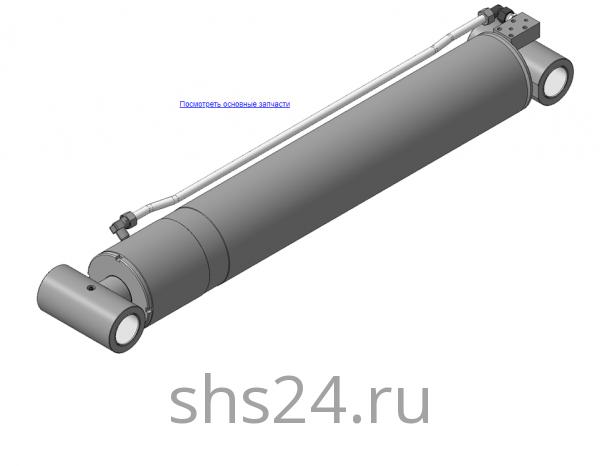 Х.130.00.100А Гидроцилиндр для КМУ (ВЕЛМАШ) запчасти на манипулятор для КМУ-130 Велмаш