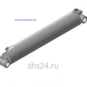 Х.130.00.300 Гидроцилиндр для КМУ (ВЕЛМАШ) запчасти на манипулятор для КМУ-130 Велмаш