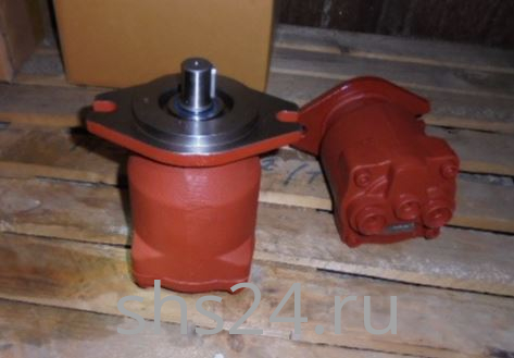 Гидромотор лебедки крана для КМУ Soosan SCS736