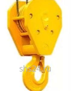 Крюк с траверсой для КМУ Soosan SCS746