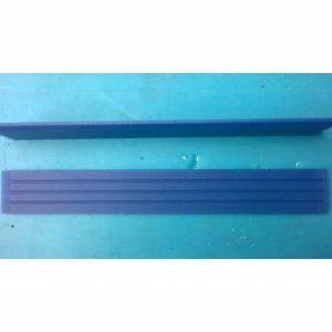 Пластины скольжения на стрелу НАРУЖНЫЕ БОКОВЫЕ комплект для КМУ Soosan 3020 (20шт)