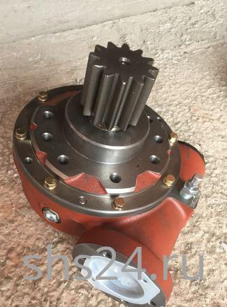 Редуктор поворотный для Крано-манипуляторной установки КМУ Hiab 190Т (Хиаб) 1