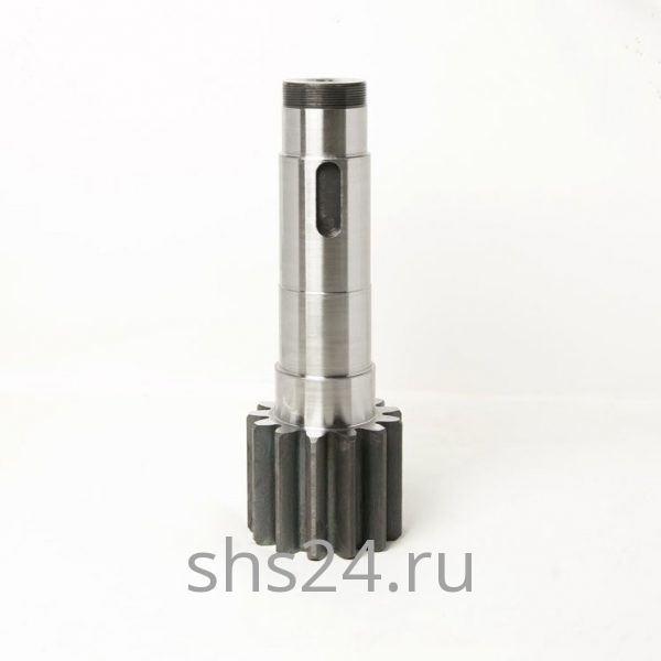 Вал-шестерня поворотного редуктора для КМУ KANGLIM (Канглим)  SS2056