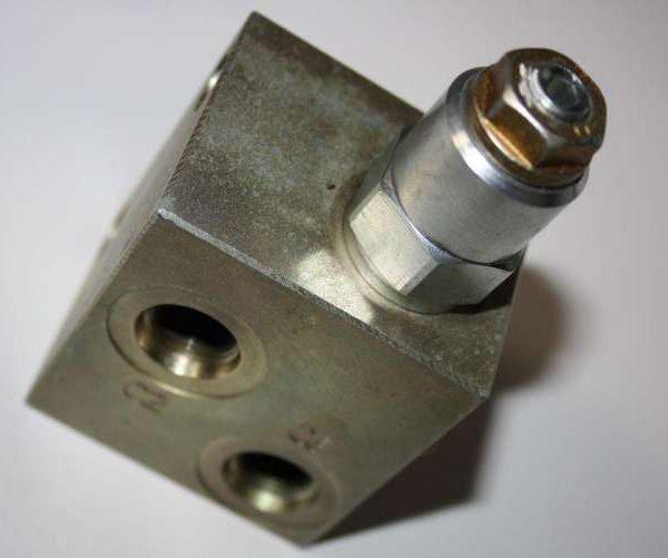 Гидрозамок аутригера заднего HIAB 160 D25-0005 D250405