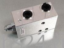 Гидрозамок цилиндра подъема стрелы для КМУ HIAB 160TM (Хиаб)