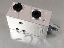 Гидрозамок цилиндра подъема стрелы для крано-манипуляторной установки HIAB 190Т (Хиаб)