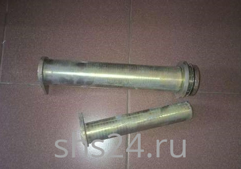 Палец крепления внутренних цилиндров стрелы для крано-манипуляторной установки Kanglim (Канглим) KANGLIM KS2056 под 2 болта