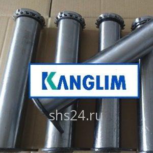 Палец крепления цилиндров подъема стрелы верхний KANGLIM (Канглим) KS2056H