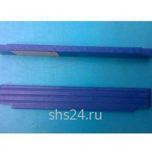Пластины скольжения стрелы для крано-манипуляторной установки Kanglim (Канглим) комплект