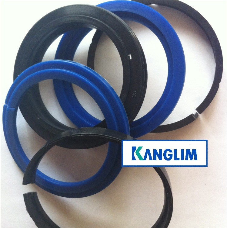 Ремкомплект цилиндра подъема стрелы для крано-манипуляторной установки Kanglim (Канглим) KS1056