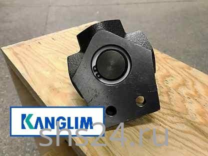 Трехходовый кран для манипулятора КМУ KANGLIM KS2056 (KS733, KS1056, KS1065, KS1256, KS2056, KS2057)
