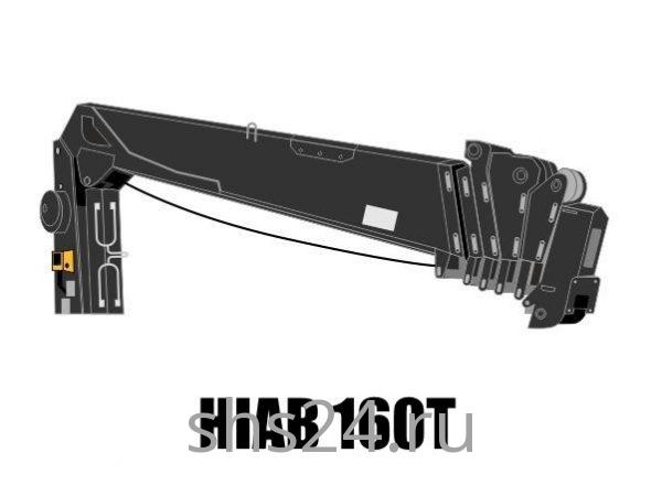 Кран манипулятор (КМУ) HIAB 160T