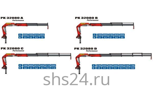 КМУ Palfinger PK 32080
