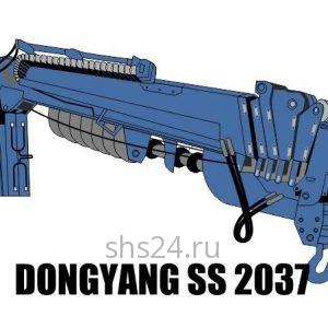 Бурильно-крановая установка DongYang SS2037