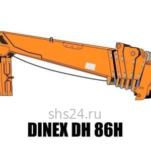 Кран манипулятор (КМУ) Dinex DH 86H