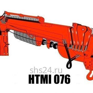 Бурильно-крановая установка HTMI 076