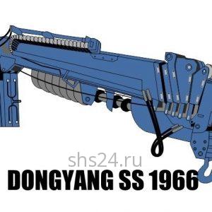 Бурильно-крановая установка DongYang SS1966