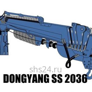 Бурильно-крановая установка DongYang SS2036