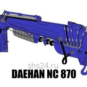 Бурильно-крановая установка Daehan NC 870