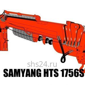 Бурильно-крановая установка SamYang HTS 1756S