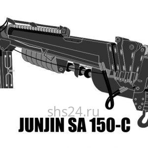 Бурильно-крановая установка JunJin SA 150C