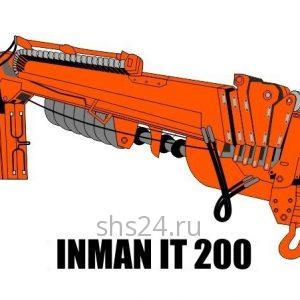 Бурильно-крановая установка Inman IT 200