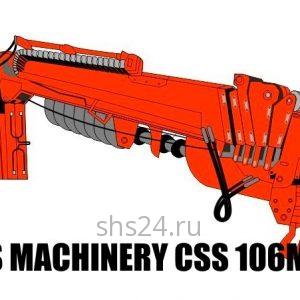 Бурильно-крановая установка CS Machinery 106M