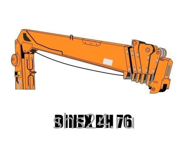 Кран манипулятор (КМУ) Dinex DH 76