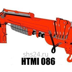 Бурильно-крановая установка HTMI 086