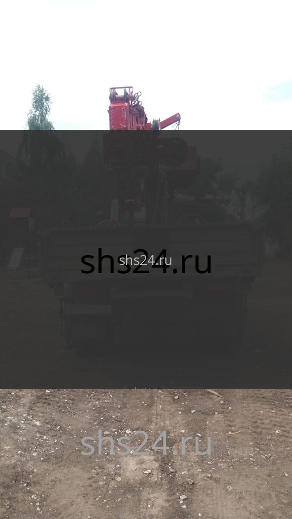 БКМ на базе Газ 33086 Земляк c Hanglil HGC375